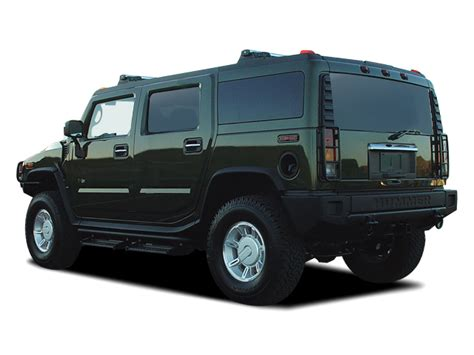 2003 h2 hummer mpg 2003 hummer h2 reviews and rating motor trend