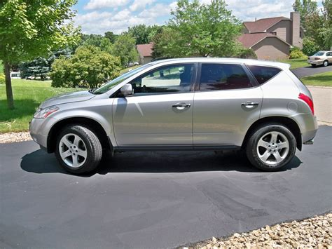 2006 Nissan Murano S by Pin 2006 Nissan Murano S Awd In Black 544867
