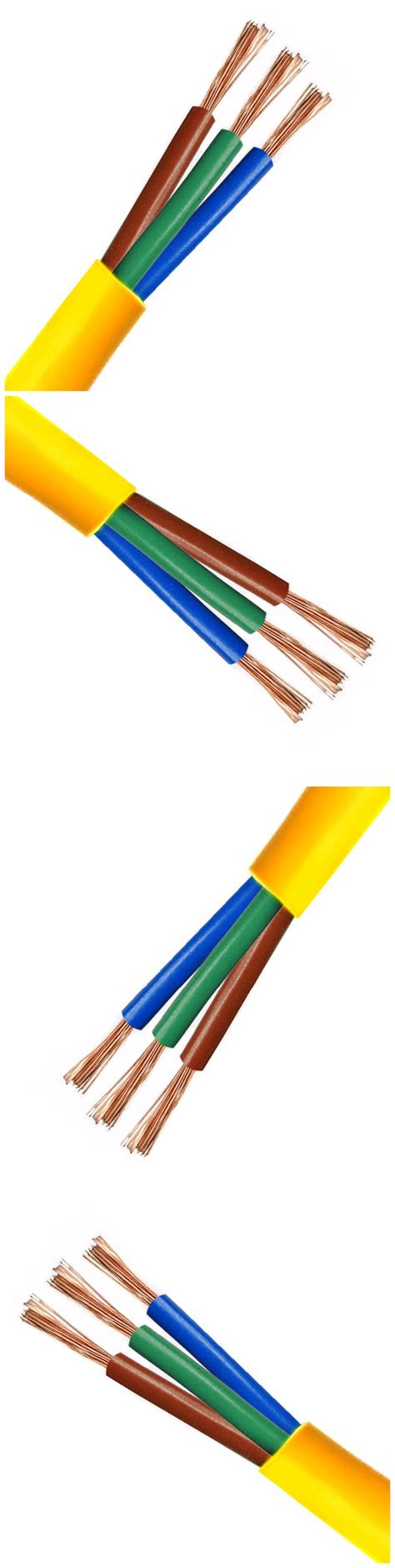 charming electric cable colors pictures inspiration