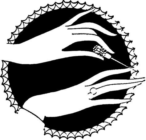 vintage manicure image  graphics fairy