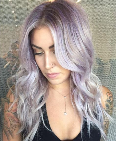 lilac hair color 25 best ideas about lilac hair on pastel