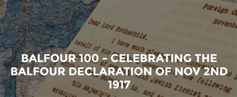 the balfour declaration 67 words 100 years of conflict books christians and the balfour declaration elder of ziyon
