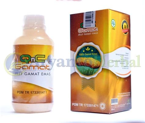 Obat Herbal Liver Hepatitis Jelly Gamat Jelli Gamat pengobatan hepatitis teruh dari qnc jelly gamat