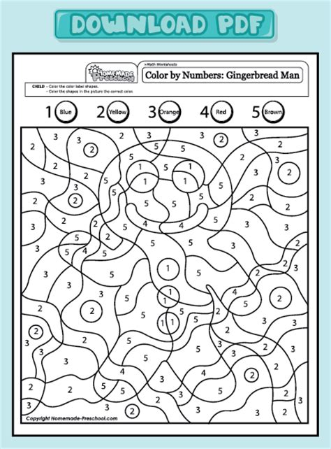 coloring pages by numbers pdf free worksheets 187 preschool spanish worksheets free math