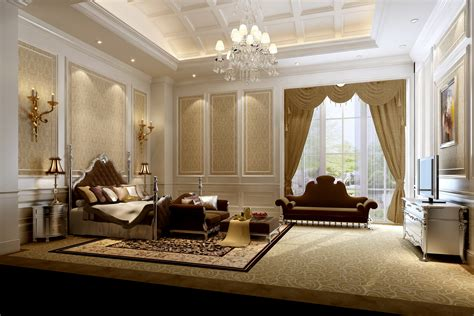 interior bedroom luxury house master bedroom interior