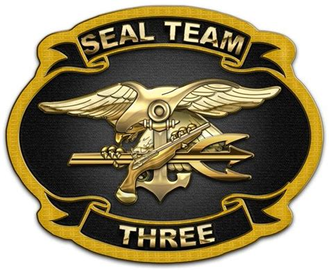 seal team logo insignia 3d u s navy seals jso commission