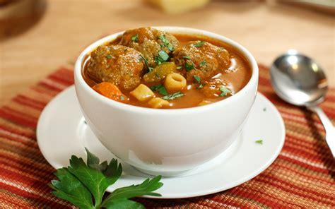italian soup italian meatball soup recipe dishmaps