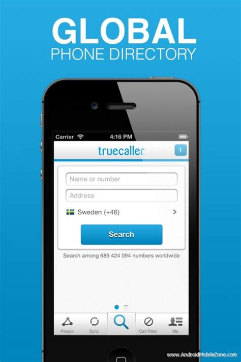free truecaller apk truecaller free caller id free android app apk androidmobilezone