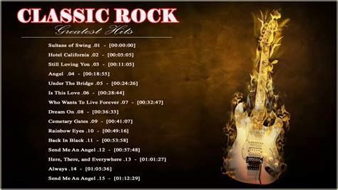 The Best Classic Rock Songs Of All Time   Greatest Ever