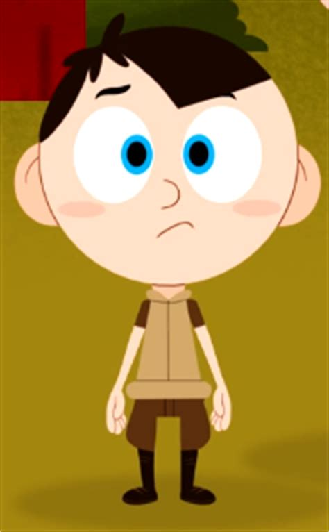 image dolph stand.png | camp camp wikia | fandom powered