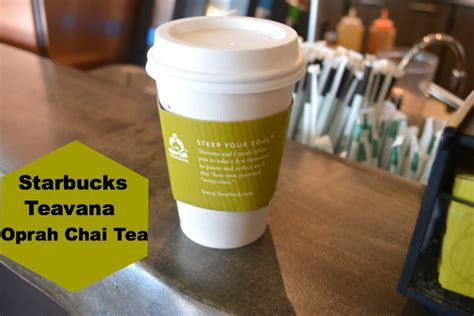 Teavana Gift Card At Starbucks - starbucks teavana oprah chai tea mother s day buy one get one teavana oprah chai tea