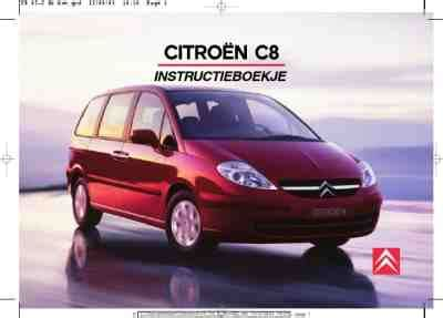 Citroen C8 Vehicles Download Manual For Free Now 2f067