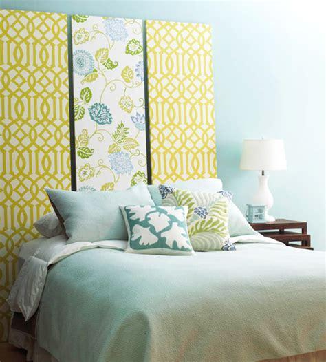 weekend diy ideas    removable wallpaper
