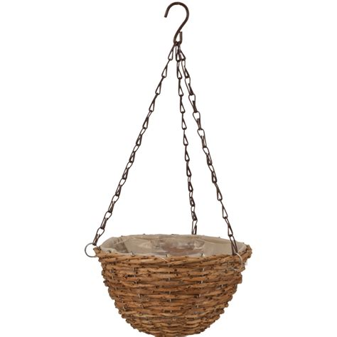 woodland 9 in hanging planter with chain pride