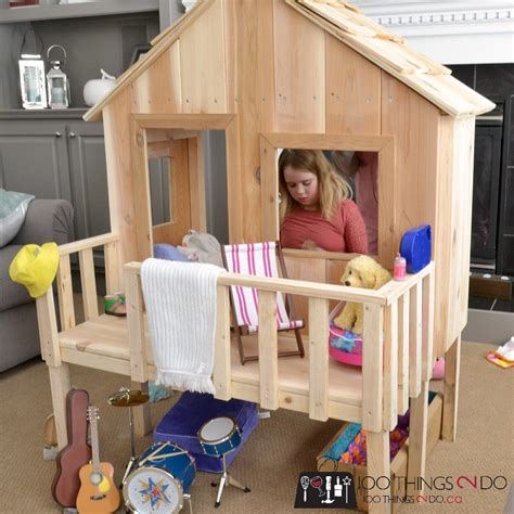 dollhouse for 9 inch dolls american doll treehouse house 100 things 2 do