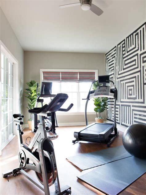 workout room pictures pictures of the hgtv smart home 2016 exercise room hgtv hgtv smart home 2016 hgtv