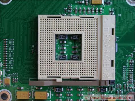 zocalo de microprocesador zocalo