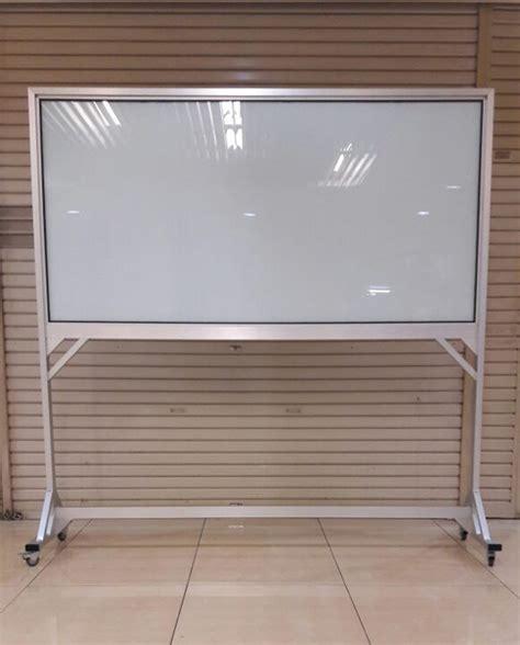 Harga Papan Tulis Kaca by Jual Papan Tulis Kaca 90x120cm Kaki Harga Spesifiaksi