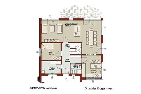 2 schlafzimmer haus pläne mit angeschlossener garage noblese 174 e3 bau wohnkonzepte gmbhe3 bau