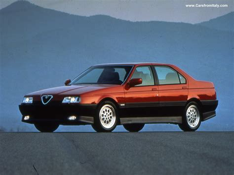 it s official the alfa romeo 164 q4 is one 90 s
