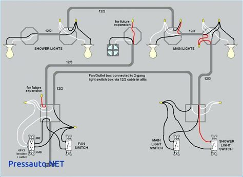 4 way switch wiring diagram lights wiring