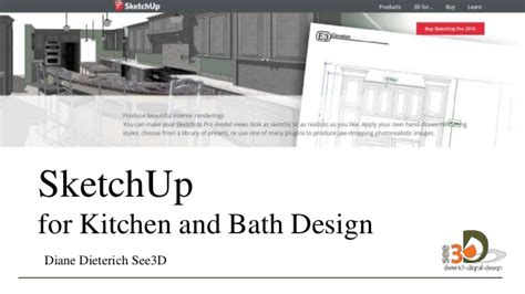 kitchen layout presentation kitchen design with sketchup