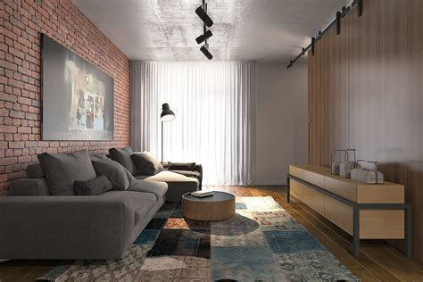 how to divide a studio apartment