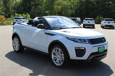 land rover evoque 2017 2017 land rover range rover evoque photos informations