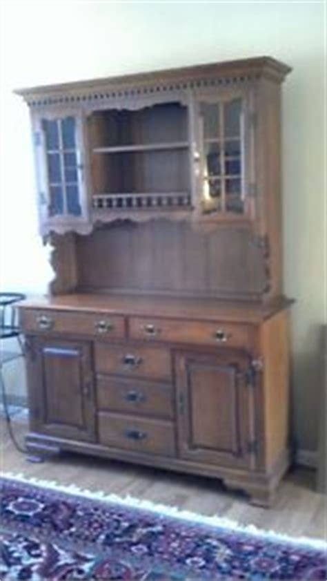 pattern hutch hours tell city furniture maple hutch china cabinet cupboard