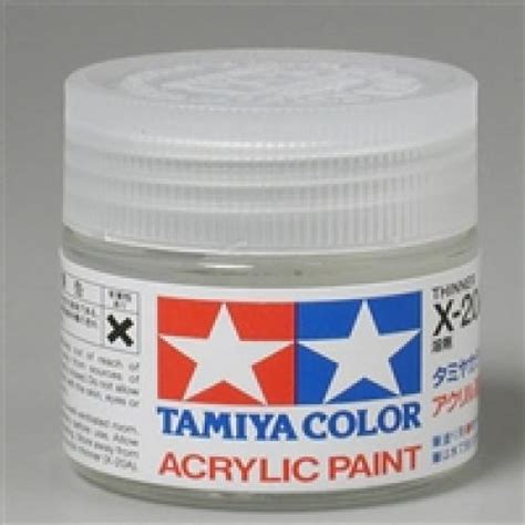 Tamiya Acrylic Thinner 46ml acrylic poly thinner x20a 46ml free cdn shipping available
