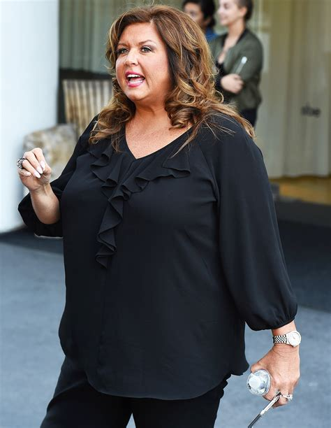 abby lee miller toes abby lee miller talks being replaced by cheryl burke on