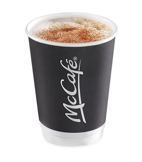 Coffee Di Mcd cappuccino mcdonalds gesunde ern 228 hrung lebensmittel