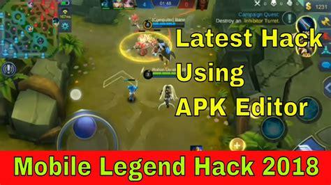 mobile legends hack 2018 free diamonds youtube mobile legends hack using apk editor latest hack 2018