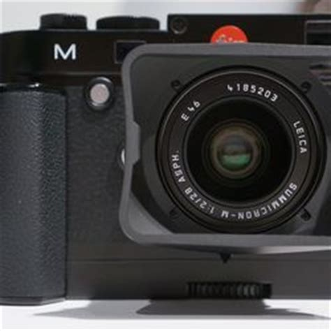 leica m: hands on photos, video and preview of the $7,000