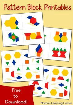 pattern block activities grade 2 composing shapes in 1st grade pattern block pictures and