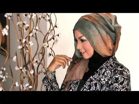 tutorial hijab pesta modern simple tutorial hijab pesta modern dan simple by revi youtube