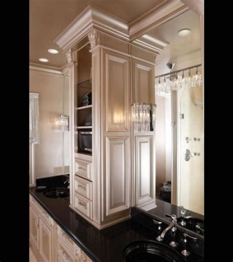 metallic bathroom paint 17 best images about luxe mink and pearl bathroom on