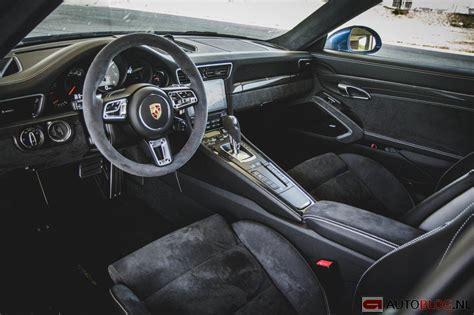 porsche 911 carrera gts black porsche 911 carrera gts 991 2 rijtest en video autoblog nl