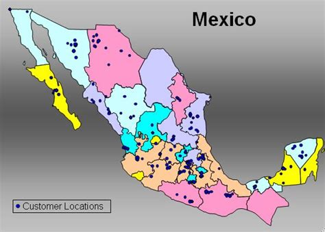 us area code from mexico mexico city zip code map mexico map