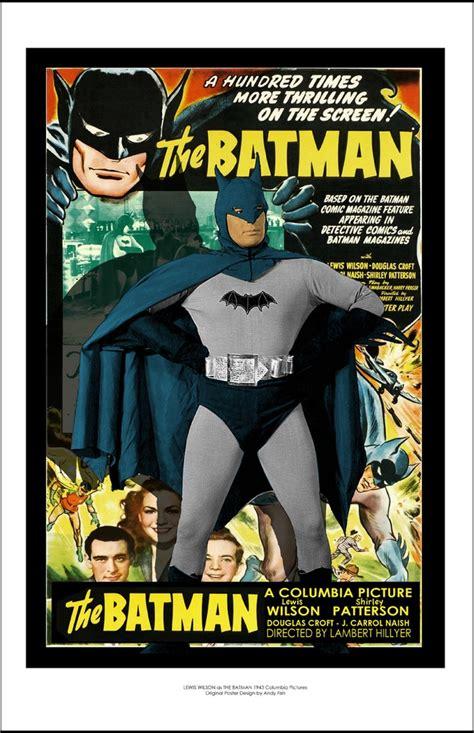 Cafe Decor Poster Batman batman poster design by andy fish