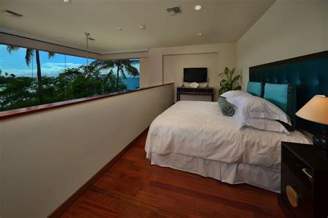 bedroom with mezzanine floor hawaiian mezzanine bedroom interior design ideas