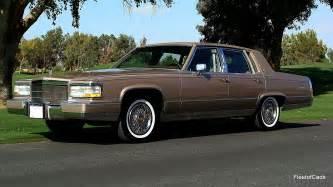90 Cadillac Brougham 1990 Cadillac Brougham D Elegance 5 7 V8