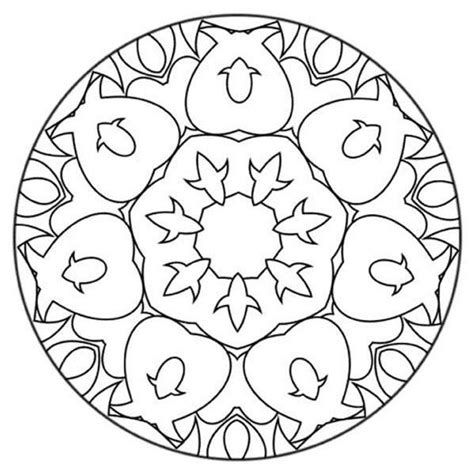 29 Free Printable Mandala Colouring Pages Canada Arts