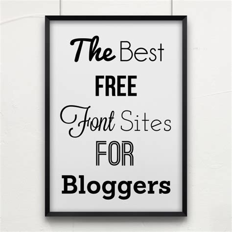 best websites for free fonts the best free font for swah