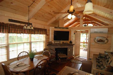 Pitch Pine Interior Doors 44 X 12 Top Line Park Model Log Cabin Mountain