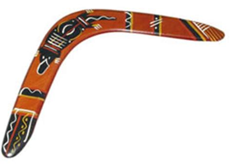 aboriginal boomerangs by indigenous artists from australia