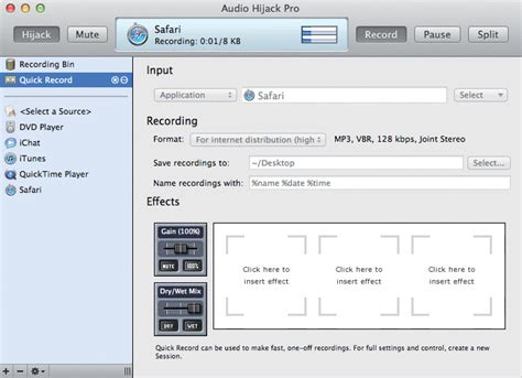 Audio Hijack Records Any Audio On Your Mac Including Itunes by Apple Notes