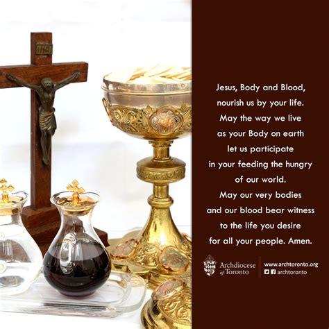 Feast Of Corpus Christi Images