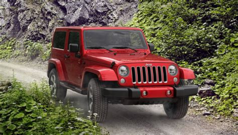 Jeep Recal Fca Recalling 2017 Jeep Wranglers Fuel Tank Concerns