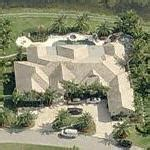 dwayne the rock johnson house address florida satellite maps images aerial views photography